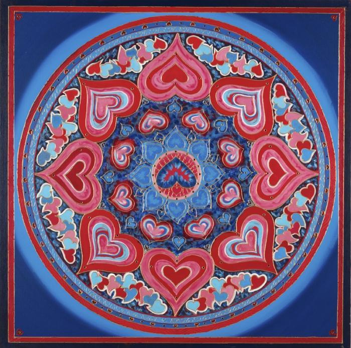 Mandala Indiano Che Cosa è Questo Simbolo