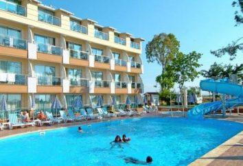 """El hotel de tres estrellas """"Aperion Beach"""" (Side, Turquía)"""