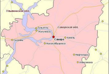 """Die schöne Stadt Samara. Ruhm Platz und """"Vertoletka"""" – symbolträchtigen Orten der Stadt"""