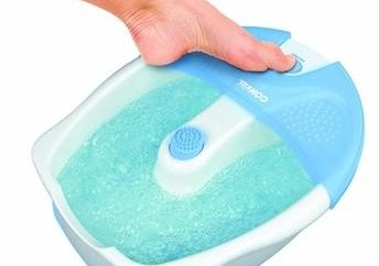 Bain chaud pieds – traitement salon de remplacement