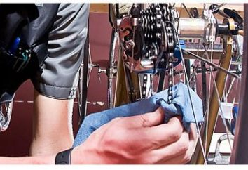 Porady i sztuczki: opiekujący się rowerem
