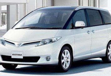 """""""Toyota Estima"""": opis, dane techniczne, zdjęcia, opinie"""