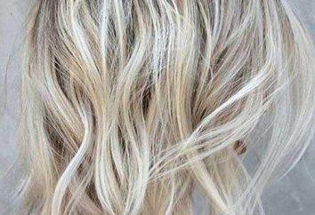 sable blond – couleur de cheveux attrayant