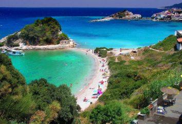 A ilha grega de Samos fotos, atrações e comentários