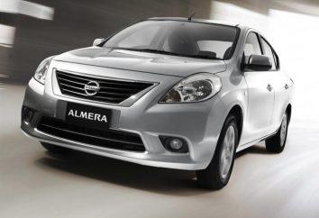 """Nowy """"Nissan Almera"""": opinie z właścicieli, wyposażenie, zdjęcia"""