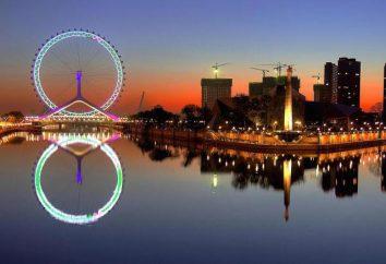 Tianjin, Chiny: geografia, ekonomia, atrakcje