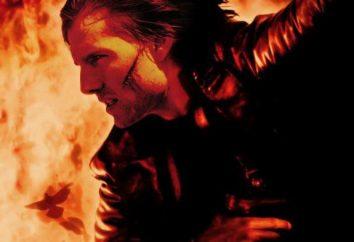 "Thriller ""Missão Impossível 2"": atores, enredo sinopse, bilheterias"