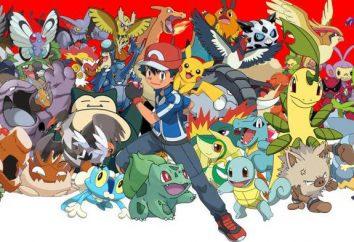 Pokemon Ash: wygląd i podstawowe właściwości
