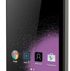 Smartphone Tele2 Mini (czarny) opinii właścicieli i specyfikacjami