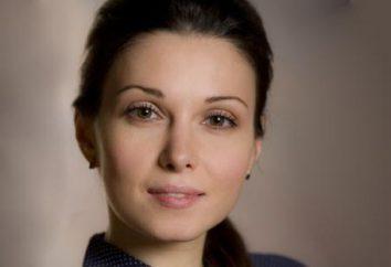 Attrice Ursulyak Aleksandra: biografia, la vita personale, le foto. ruoli migliori