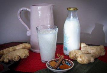 Iogurte com canela, gengibre e pimenta. Comentários de fãs de cocktail e médicos