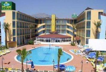 Hôtel Blue Sky 4. Kemer. Turquie