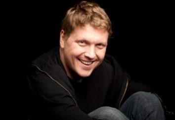 Attore Ivan Parshin: Biografia, carriera e vita personale