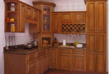 ¿Cuáles son los casos de la cocina para elegir?