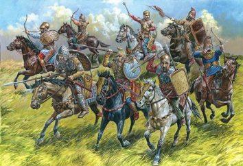 Os povos antigos na Rússia. Da história dos povos estaduais e russos