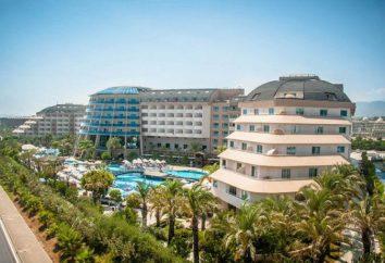 Long Beach Resort Hotel & Spa 5 * (Turchia, Alanya): descrizione della struttura, foto e recensioni