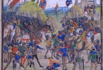 Przyczyny wojny stulecia. Lata wojny stuletniej