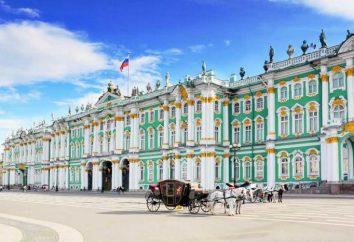 Diament spiżarnia Ermitażu: historia powstania