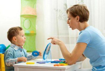 Chistogovorki dla rozwoju języka dla dzieci. Nauczyć się poprawnie mówić