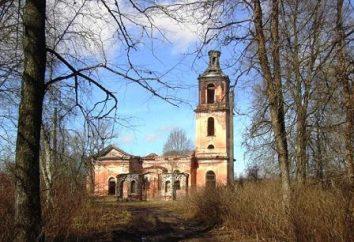lieux abandonnés à Saint-Pétersbourg, qui doit voir