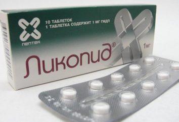 Le médicament « Likopid » pour les enfants: commentaires des médecins et des parents