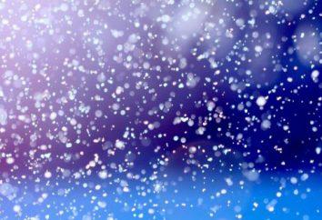 Pomaga rozwijać indywidualny tajemnicę o śniegu dla dzieci?