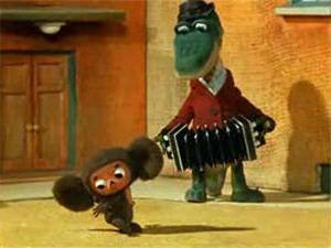 Gena e Cheburashka – gli eroi della nostra infanzia