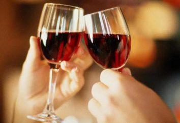Un toast sur la nouvelle année, l'anniversaire