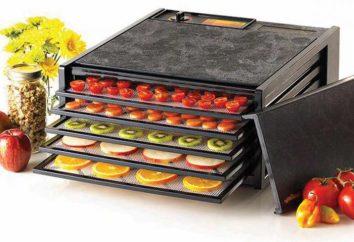 Odwadniacz dla owoców i warzyw. Przepisy na odwadniacza