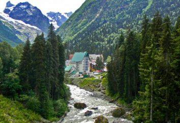 Station de ski Dombay: comment obtenir de Moscou