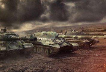 World of Tanks: IS-4 e IS-7 – che è meglio? Caratteristiche e descrizione