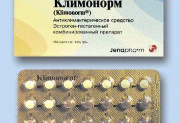 HRT alla menopausa – una nuova generazione di farmaci: opinioni, un elenco di