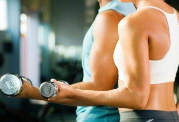 Jak szybko podkręcić biceps w domu
