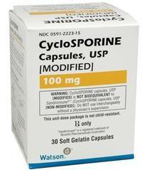 """""""Ciclosporina"""": istruzioni per l'uso. """"Ciclosporina A"""": l'istruzione. Gocce d'occhio con ciclosporina"""