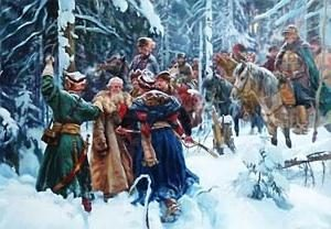 Milizia, che ha salvato la Stato russo
