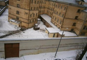 "Jail ""Lefortovo"". struttura di detenzione a Mosca"