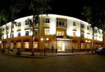 """Grand Hotel """"Vostok"""", Sterlitamak: descrizione di camere, servizi, recensioni"""