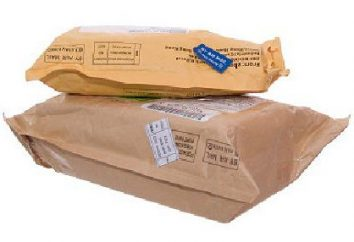 Paczka jest … Zamawiana paczka. Banderol – poczta w Rosji