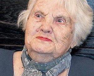 Abdulov Lyudmila Alexandrovna – la madre del famoso attore Aleksandra Abdulova