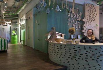 """""""Eco Club"""" em Kurkino: mais recente tecnologia ao serviço da saúde"""