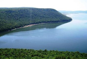 Nugush Reservoir rekreacji i opinie