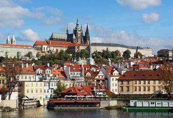 Treno Budapest – Praga: programma, tempo di viaggio, recensioni