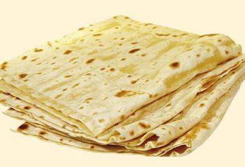 Smażony lavash z serem i kiełbasą: oryginalne przepisy