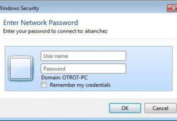 Wprowadź hasło sieci: gdzie je zdobyć? Sposób ustalania i wyłączać.