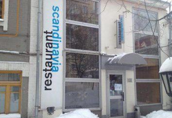"""Scandinavia"" – Scandinavian ristorante di cucina a Mosca. Menu e il prezzo Recensione"