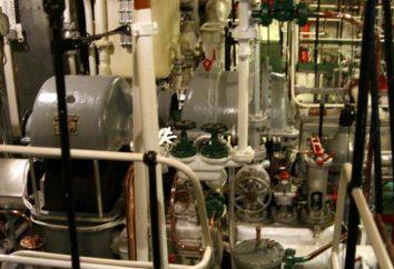 Automation Kesselanlagen: Beschreibung, die Vorrichtung und die Schaltung