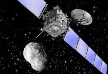 """La sonda spaziale """"Rosetta"""": descrizione e foto satellitari"""
