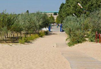 Który plaża w Vityazevo? Uczymy!