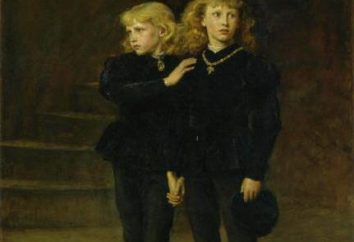 Princes de la Tour. Edward V et son frère Richard d'York: la version de l'assassiner