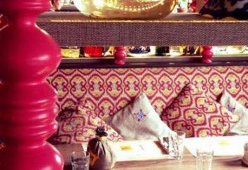 "Restauracja ""Puri"". Elegancki kawałek Orient w Petersburgu"